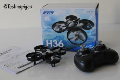 DRONE H36 JJRC