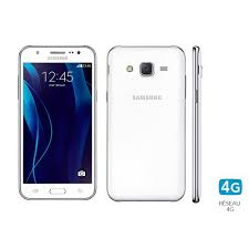 Galaxy j5 blanc