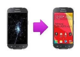 ECRAN DE GALAXY ACE 4