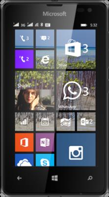 Lumia 532 dsim specs black png